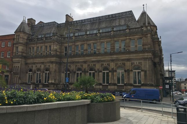 Thumbnail Office to let in Calverley Street, Leeds