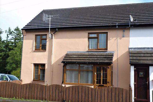 Thumbnail Terraced house for sale in 6, Clatter Terrace, Clatter, Caersws, Powys