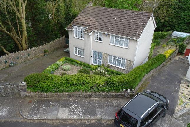 Thumbnail Detached house for sale in Flanders Meadow, Llantwit Major