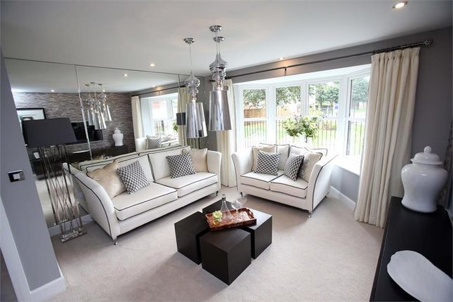 "Thumbnail Semi-detached house for sale in ""Tolkien"" at Croston Road, Farington Moss, Leyland"