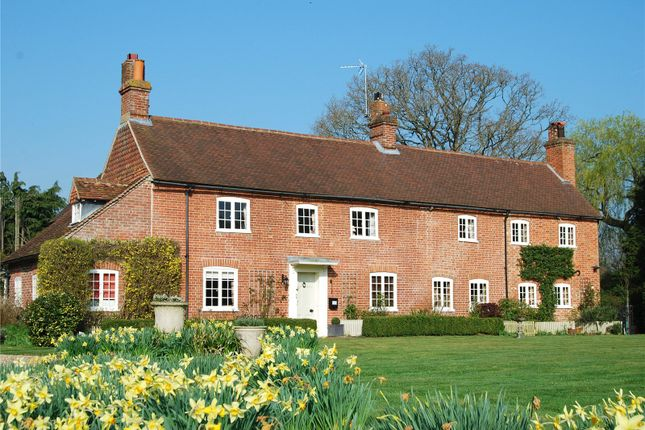 Thumbnail Detached house for sale in Tickner's Heath, Alfold, Cranleigh, Surrey
