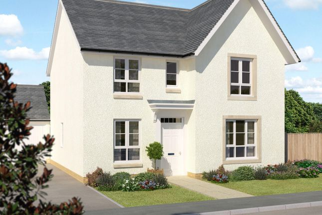 "Thumbnail Detached house for sale in ""Tantallon"" at Kildean Road, Stirling"