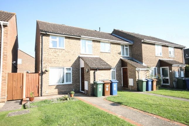 Thumbnail End terrace house to rent in Andersons Close, Kidlington