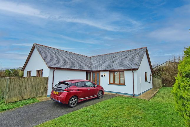 4 bed detached bungalow for sale in The Grove, Hook, Haverfordwest SA62