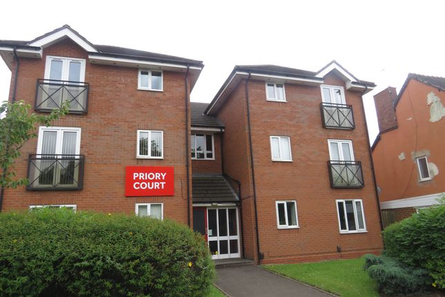 Thumbnail Flat for sale in Lichfield Road, Walsall Wood, Walsall