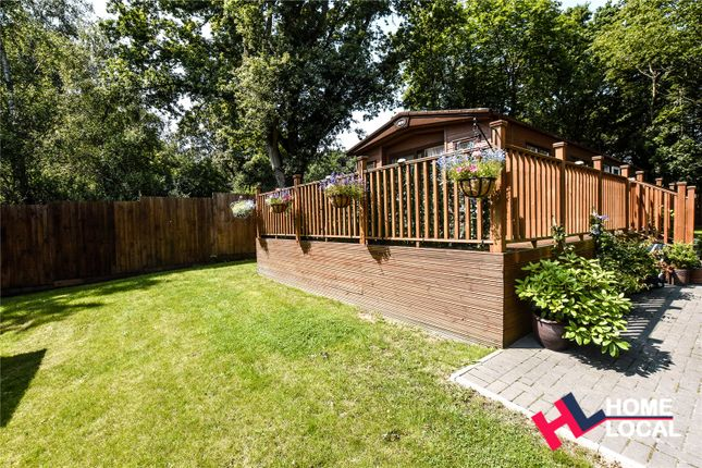 Thumbnail Bungalow for sale in Colchester Country Park, Cymbeline Way, Colchester, Essex