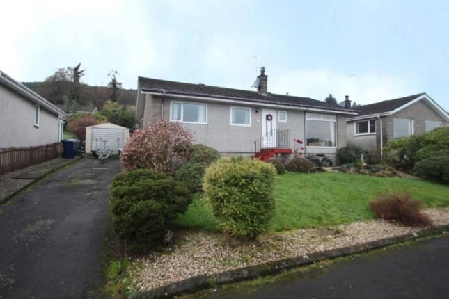 Thumbnail Bungalow for sale in Straid Bheag, Barremman, Clynder, Helensburgh