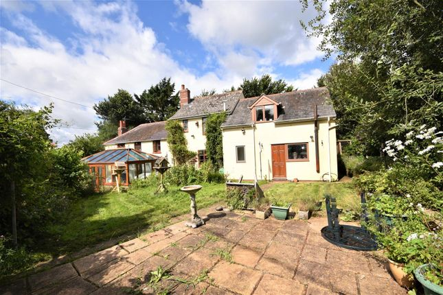 Thumbnail Cottage for sale in Church Lane, Belchalwell, Blandford Forum