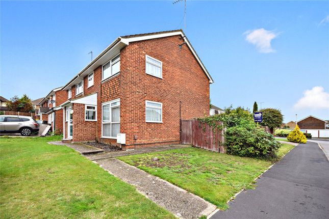 Thumbnail 3 bed semi-detached house for sale in Archer Way, Swanley