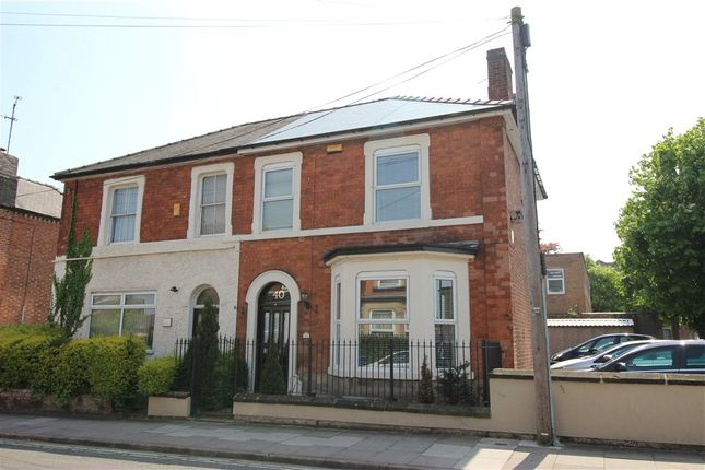 Thumbnail Semi-detached house for sale in Leopold Street, Derby