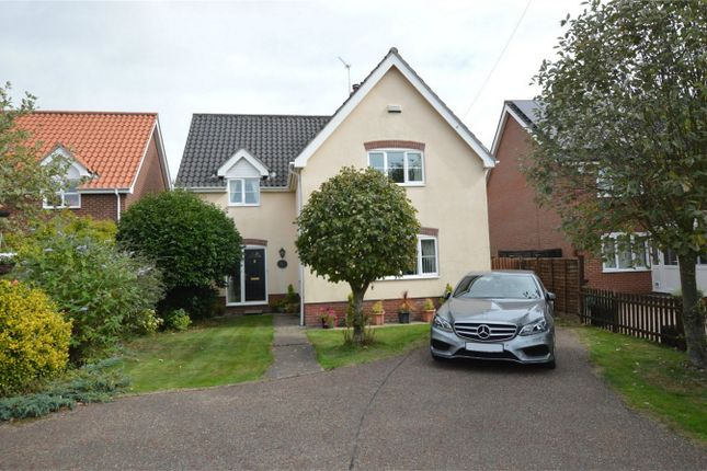 Thumbnail Detached house for sale in The Street, Norton Subcourse, Norwich, Norfolk