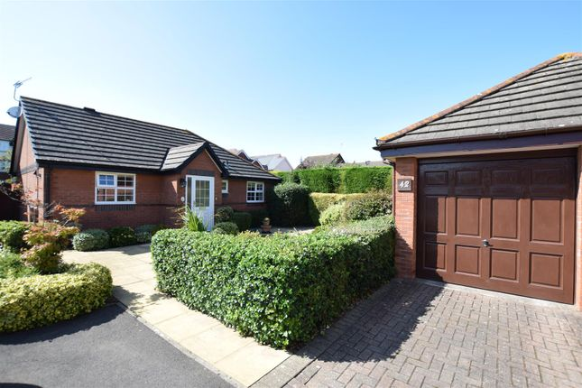 Thumbnail Detached bungalow for sale in Halletts Way, Portishead, Bristol