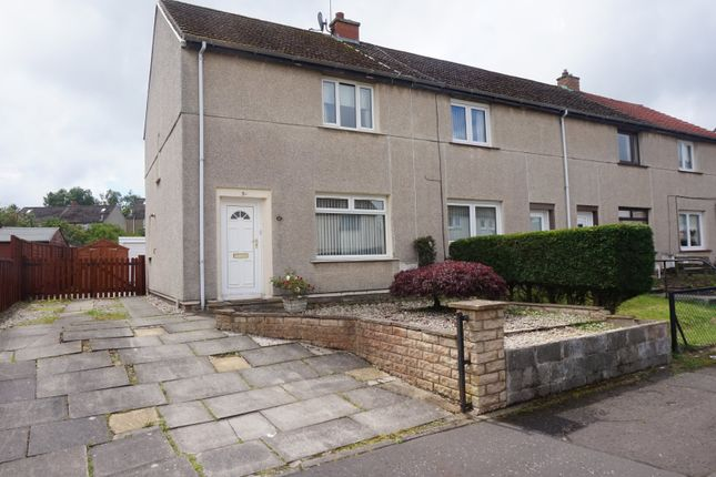 Thumbnail End terrace house for sale in Windsor Road, Penicuik