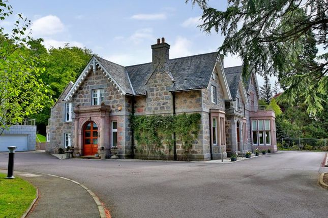 Thumbnail Semi-detached house to rent in Wellwood Mansions, North Deeside Road