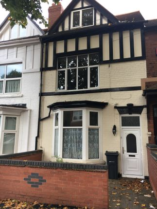 Thumbnail Terraced house to rent in Earlsbury Gardens, Perry Barr, Birmingham