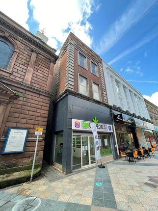 Thumbnail Retail premises to let in 11 Sankey Street, Warrington, Cheshire