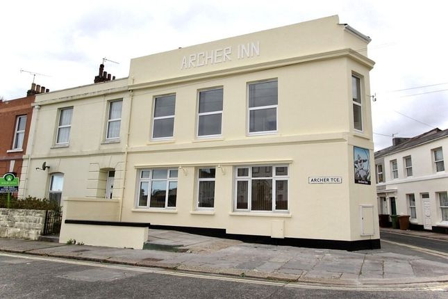 Thumbnail Flat to rent in Archer Terrace, Plymouth