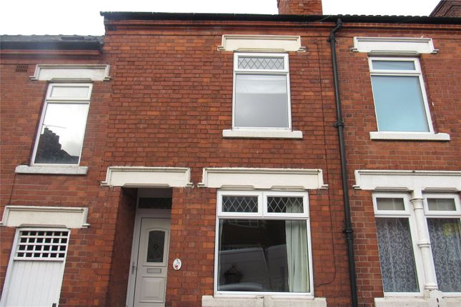 Thumbnail Terraced house to rent in Linden Street, Mansfield, Nottinghamshire