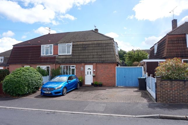 Thumbnail Semi-detached house for sale in Dombey Close, Rochester