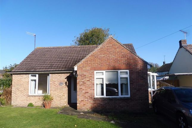 Thumbnail Bungalow to rent in Horsebrook Park, Calne