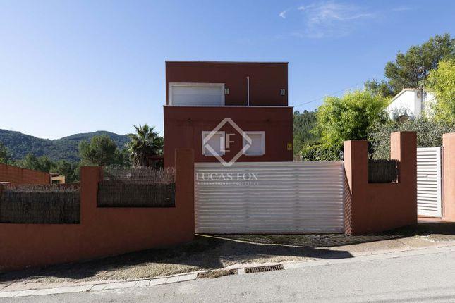 Thumbnail Villa for sale in Spain, Barcelona, Sitges, Olivella / Canyelles, Sit14924