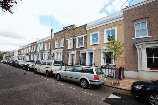 Thumbnail Terraced house to rent in Ellesmere Road, London