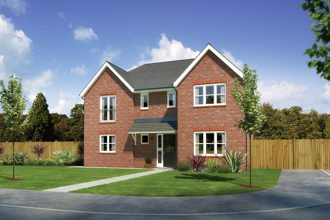 "Thumbnail Detached house for sale in ""Laurieston"" at Church Road, Warton, Preston"