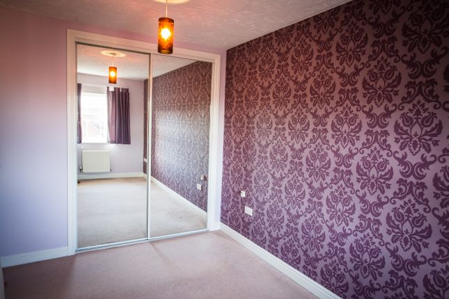 Fitted Wardrobes of Drayman Close, Walsall WS1