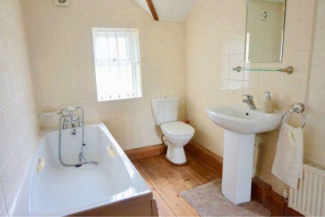 Bathroom of Marians Walk, Berry Hill, Coleford GL16