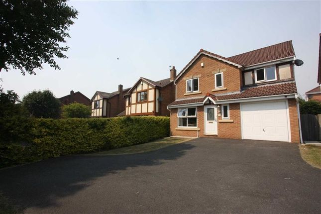 Thumbnail Detached house for sale in Radbourne Grove, Ladybridge, Bolton