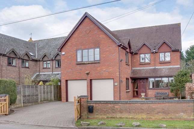 Thumbnail Detached house for sale in Gower House, Banks Green, Upper Bentley