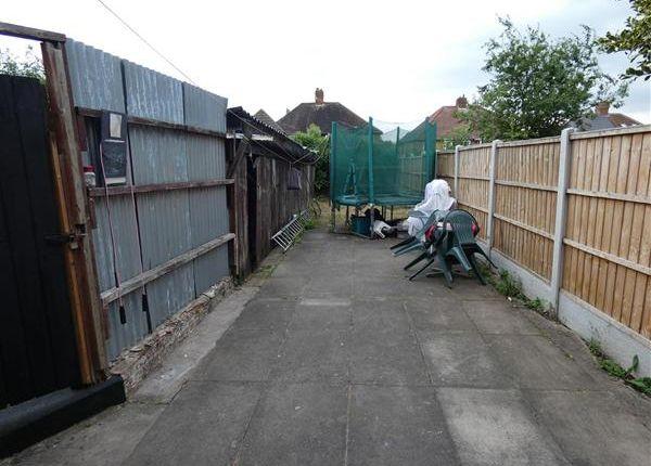 Rear Garden of Coventry Road, Yardley, Birmingham B26