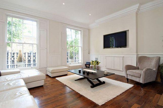 Thumbnail Flat to rent in Compton Road, Canonbury, Islington, London