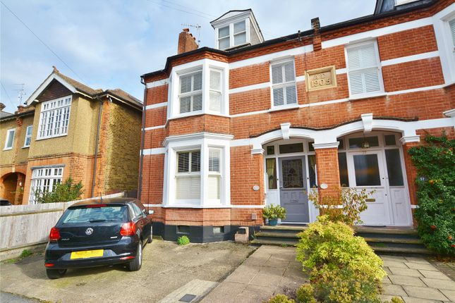 Thumbnail Flat for sale in Kingsfield Road, Watford, Hertfordshire
