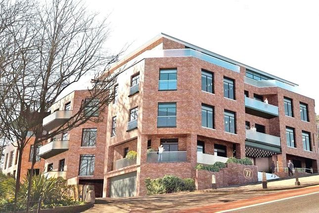 Thumbnail Flat for sale in Muswell Hill, London