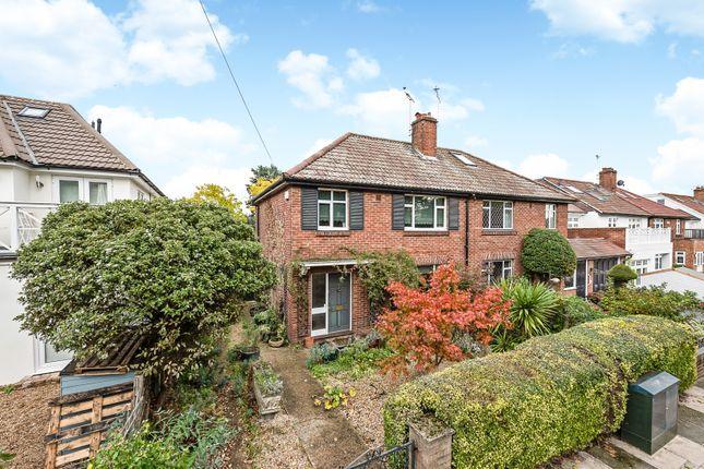 Semi-detached house for sale in Burnell Avenue, Ham, Richmond