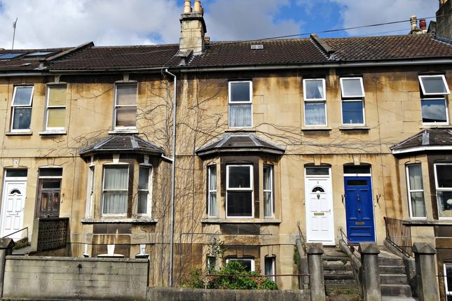 Thumbnail Terraced house for sale in Victoria Terrace, Oldfield Park, Bath