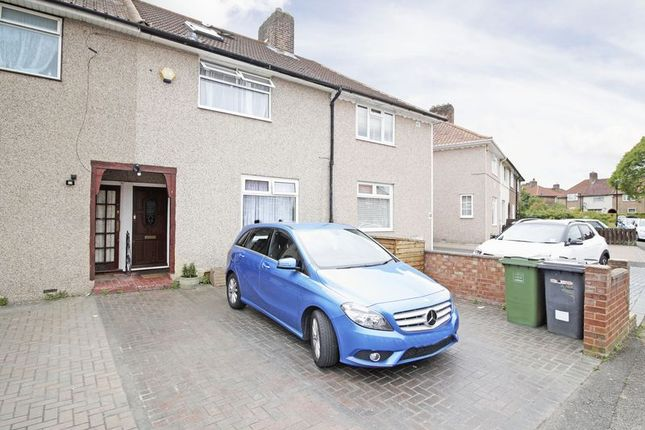 Thumbnail Terraced house for sale in Roundtable Road, Downham, Bromley