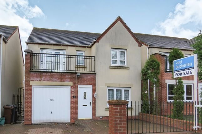 Semi-detached house for sale in Pond Lane, Wolverhampton