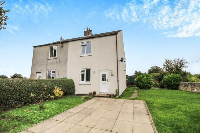 Thumbnail Terraced house to rent in Went Farm Cottage, Walden Stubbs, Doncaster