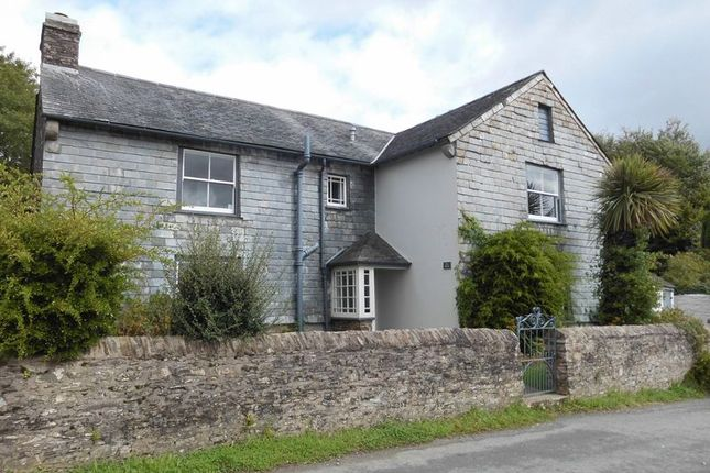 Thumbnail Detached house to rent in St. Dominick, Saltash