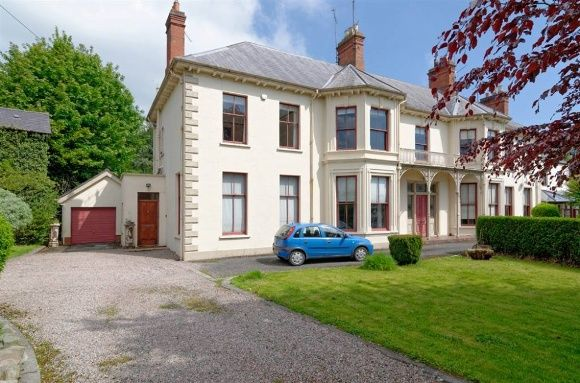 Thumbnail Semi-detached house to rent in Church Street, Dromore