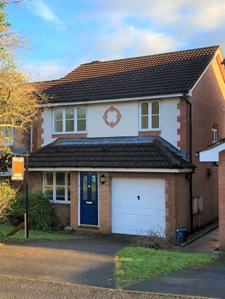 Thumbnail Detached house to rent in Phoenix Drive, Chepstow
