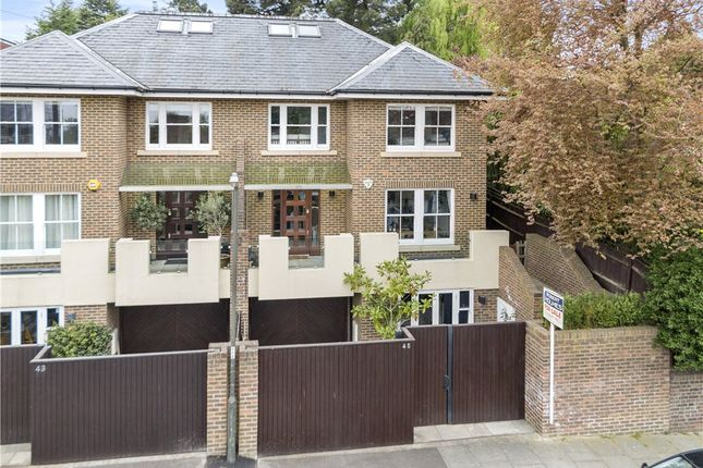 Thumbnail Semi-detached house for sale in Seymour Road, Wimbledon