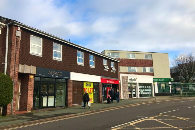 Thumbnail Retail premises to let in Dean Hill, Plymstock, Plymouth