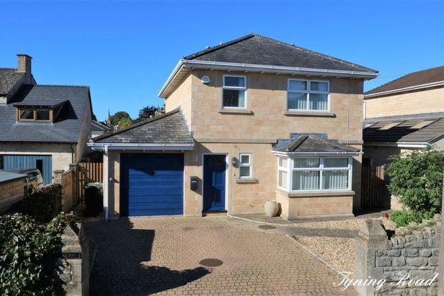 Thumbnail Detached house for sale in Tyning Road, Combe Down, Bath