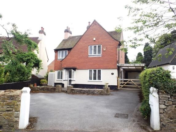4 bed detached house for sale in Ashgate Road, Chesterfield, Derbyshire