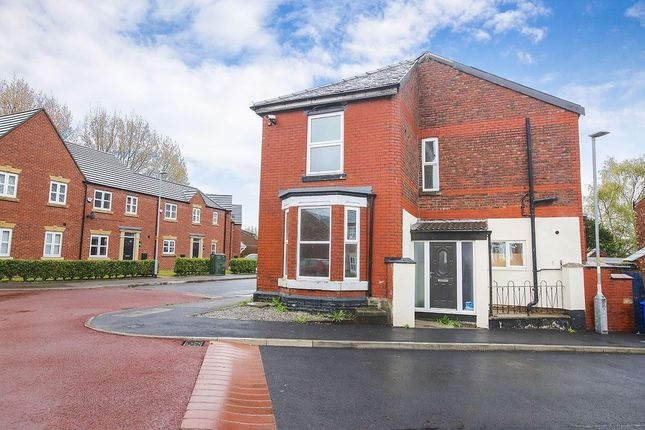 Thumbnail Terraced house for sale in Furnace Street, Hyde