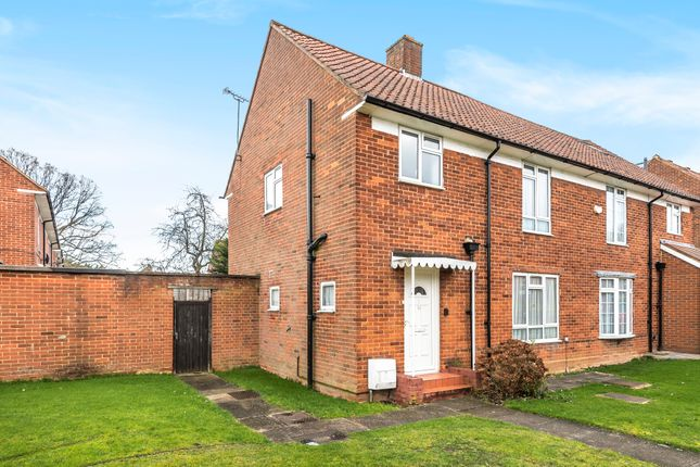 Thumbnail Semi-detached house to rent in Morecambe Gardens, Stanmore
