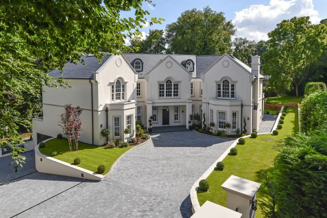 Thumbnail Detached house for sale in The Spinney, Oxshott, Leatherhead